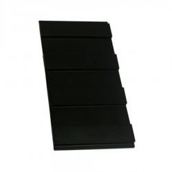Bande d'aide à l'orientation STRIX noir 1000 x 210 mm
