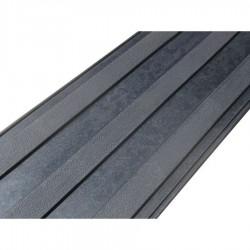 Bande d'aide à l'orientation 8 mm d'épaisseur noir 220 x 1000 mm