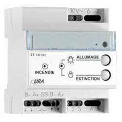 Télécommande URA bi-fonctions BAES/BAEH