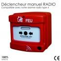 Déclencheur manuel Radio Type 4