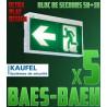 PACK BAES-BAEH DESIGN x5