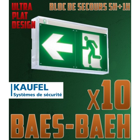 PACK BAES-BAEH DESIGN x10