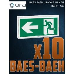 PACK BAES-BAEH URAONE x10
