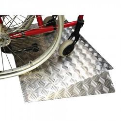 Rampe de seuil en aluminium 340 mm