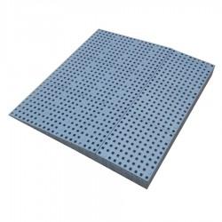 Rampe de seuil modulable extérieur 72 à 127 mm